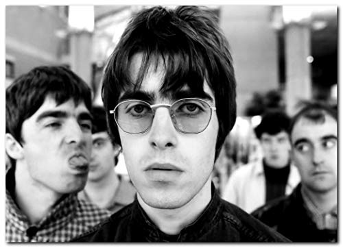 Wall decor Oasis Poster (13 x 19 Inches) | Ready to Frame for Office, Living Room, Dorm, Kids Room, Bedroom, Studio