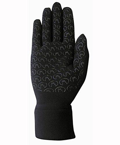 Roeckl Pino Winter Fahrrad Handschuhe lang schwarz: Größe: 8.5 - 2