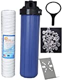 Whole House Water Filters Review and Comparison
