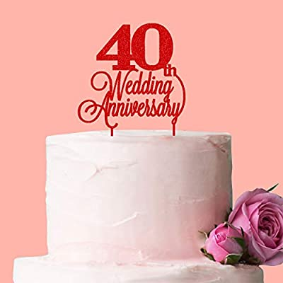 Amazon Co Uk 50th Wedding Cake Decorations