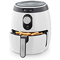 DASH DMAF355GBWH02 Deluxe Electric Air Fryer + Oven Cooker