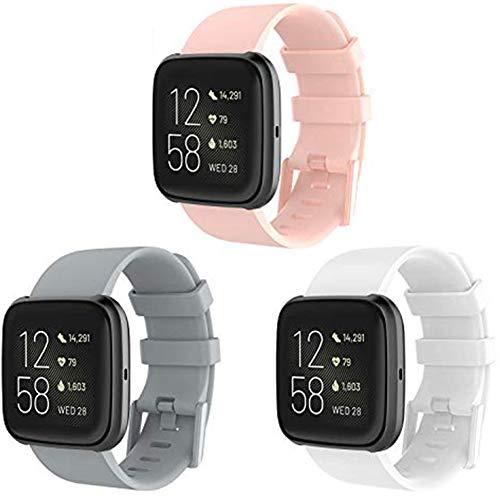 Correa KingAcc para Fitbit Versa 2/Versa Lite smartwatch