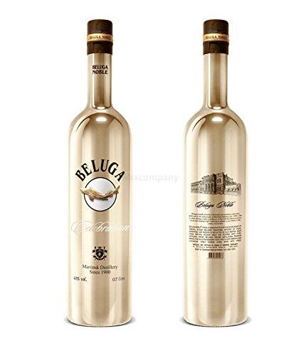 Beluga Celebration Vodka 0,7l 700ml (40% Vol) -[Enthält Sulfite]