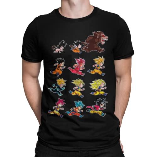 4003-Camiseta Evolutions...