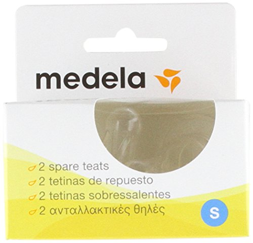 Medela 200.0602 Sauger für Milchflasche, mehrfarbig