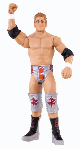 WWE BASIC SERIES 31 ZACK RYDER FIGURE
