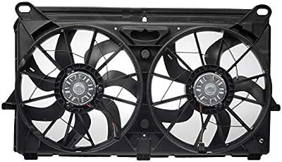 Dorman 620-653 Engine Cooling Fan Assembly for Select Chevrolet / GMC Models