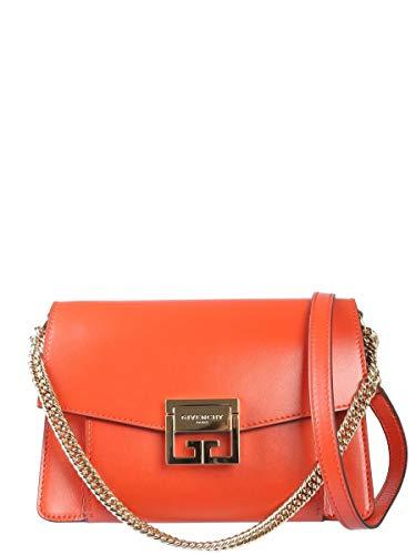 Givenchy Luxury Fashion Donna BB501CB0LT801 Arancione Borsa A Spalla | Autunno Inverno 19