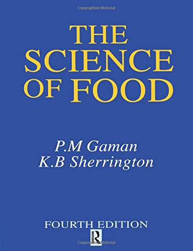 Science of Food, Fourth Edition