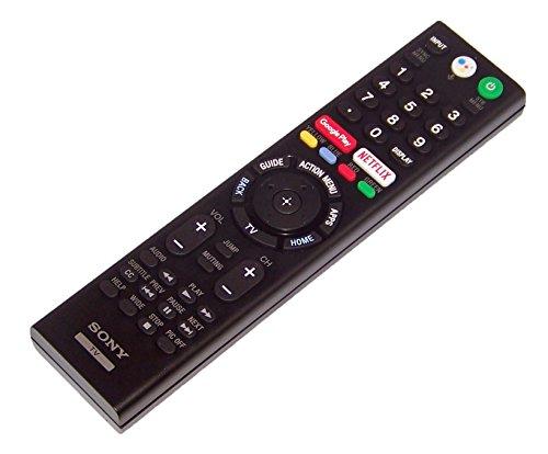 OEM Sony Remote Control Originally Shipped with: XBR65X900F, XBR-65X900F, XBR75X850F, XBR75X850F, XBR75X850F, XBR-75X850F