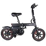 Windgoo e bike B20 36V 6.0AH 350W nero portatile e scooter bici elettrica pieghevole