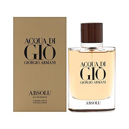 Price comparison product image Armani Acqua Di Gio Absolu Eau De Parfum Spray,  2.5 Fl Oz