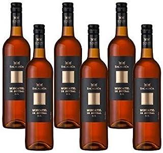 Moscatel Bacalhoa - Dessertwein - 6 Flaschen