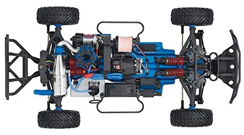 Traxxas 59076-3-RED Slayer Pro 4x4 Red TRX 3.3 Engine w/EZ-Start 2 Speed Transm