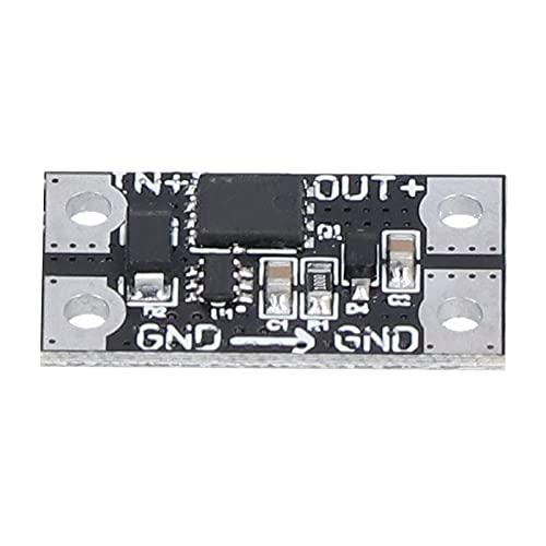 Diodo Ideal, Placa de protección antirreflujo de batería Solar, riego antirretroceso de Voltaje Amplio para Paneles solares, Equipos electrónicos