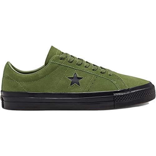 Converse Cons One Star Pro Sportschoen met uitneembare binnenzool Cypress Green/Black