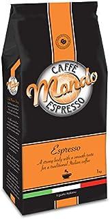 Caffe' Mondo 1kg Espresso Coffee Beans