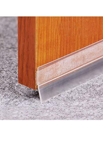 Y56(TM) Haustürdichtung, Selbstklebende Tür Türdichtung Dichtungsstreifen Zugluftstopper gegen Insekt Ersatzdichtung Wetterfest Blocker Schalldichtung Silikon Türstopper