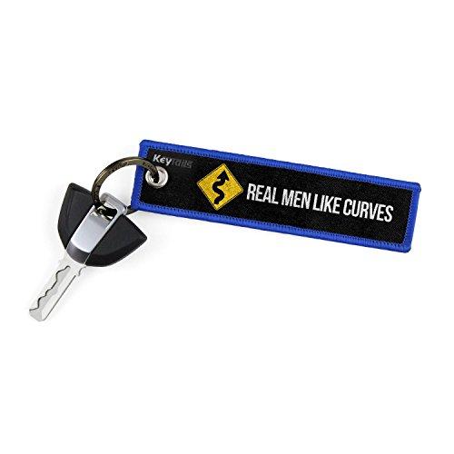 Keychains by KeyTails, Etiqueta para Llaves Motocicleta, segunda mano  Se entrega en toda España