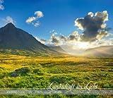Landschaft im Licht - Kalender 2021 - Alpha Edition-Verlag - Wandkalender mit wunderschönen Landschaften und Platz zum Eintragen - 32,8 cm x 28,8 cm