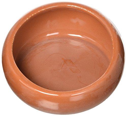 Living World Keramiknapf, terrakotta groß