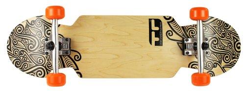 Choke Skateboard TR 58, beige, 890026