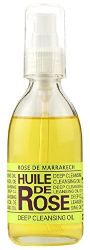 ROSE DE MARRAKECH(ローズドマラケシュ) ディープ クレンジング オイル
