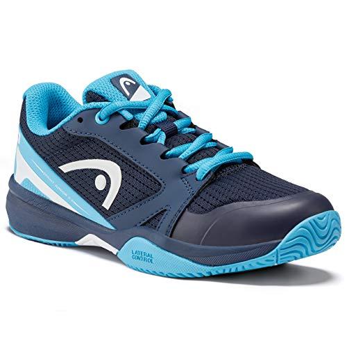 Head Sprint 2.5 Junior Zapatos de Tenis, Niño, Azul (Dark B