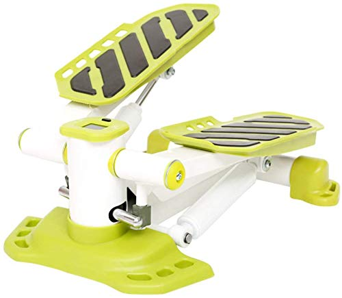 %17 OFF! CUUYQ Mini Stair Stepper, Multi Purpose Step Fitness Machines with LCD Display Fitness Stai...