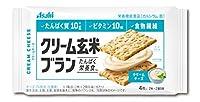 アサヒグループ食品 クリーム玄米ブランクリームチーズ 72g ×6個