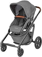 Maxi-Cosi Lila Bebek Arabası, 0-3,5 Yaş, 0-15 KG, Sparkling Grey (Gri)