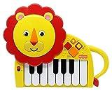 Fisher-Price Mini Piano León (Reig 22292), Multicolor (Eldohm
