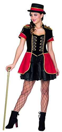 Rubies 13312-38 - Disfraz de Director del Circo, Talla 38, para Mujer, para Carnaval