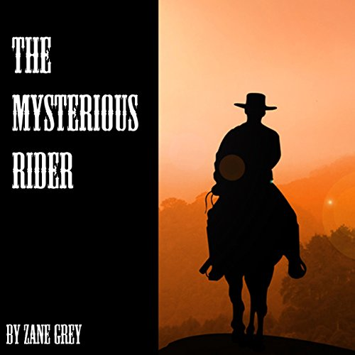 The Mysterious Rider audiobook cover art