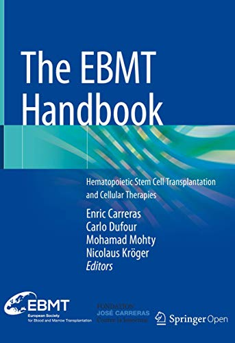 The EBMT Handbook: Hematopoietic Stem Cell Transplantation