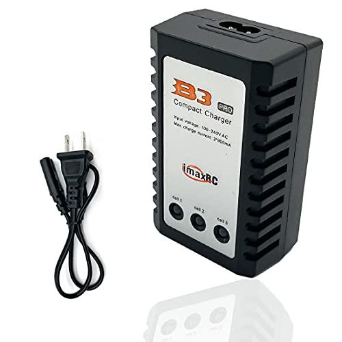 B3 RC LiPo 2S-3S Battery Balancer Charger 7.4V-11.1V RC Pro Compact Charger B3AC