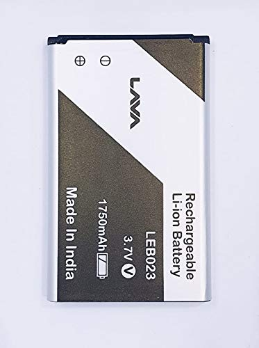 Sagar Trading Compatible Battery for Lava Captain K2, LEB023, 1750mAh