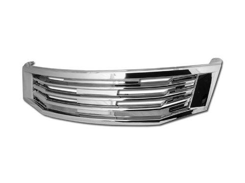 09 honda accord chrome grill - 8