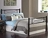 GIME Bed Frame Twin Size, Easy...