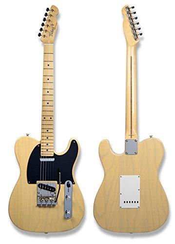 Tokai-Super-Vee Telecaster Style Guitar, Vintage Blonde