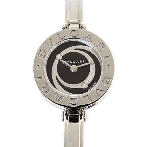 ブルガリ BVLGARI ビー・ゼロワン BZ22RDSS-S ブラック文字盤 新品 腕時計 レディース (W167385) [並行輸入品]