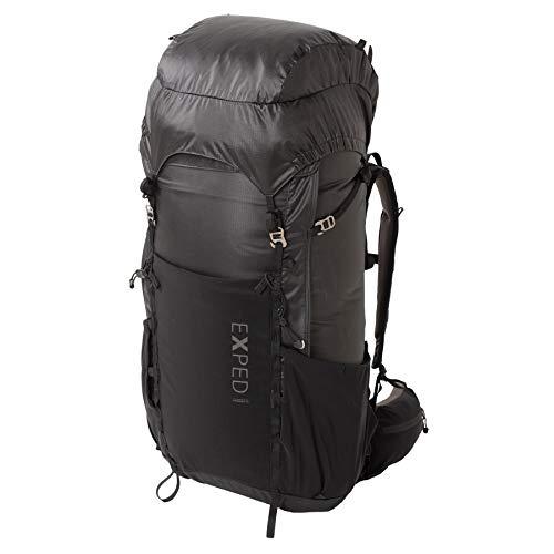 Exped Thunder 70 Hiking Backpack One Size Black