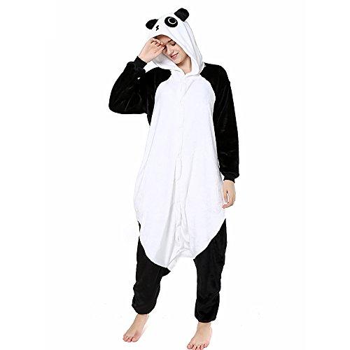 Softan Adult Unisex Pyjama für Erwachsene Onesie Tier Jumpsuit Einteiler, Cosplay Nachtwäsche Kleid Jumpsuit Kostüme Halloween Damen Overall Sleepwear