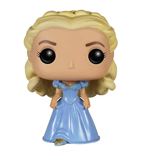 Group7 Funko Pop Movies : Princess - Cinderella#138 3.75inch Vinyl Gift for Anime Fans Toys
