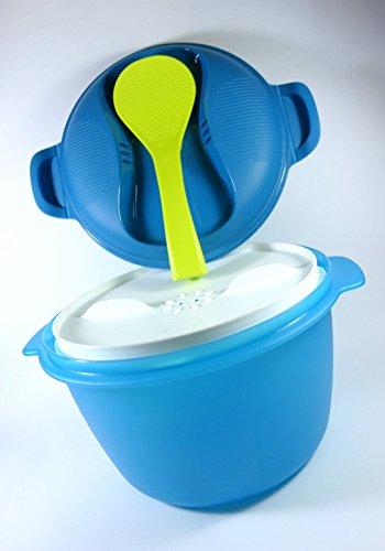 Tupperware© Reis-Meister Blau