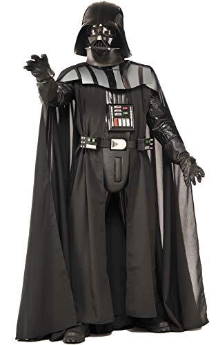 Rubie's 3909877 - Supreme Edition Darth Vader Adult, STD, schwarz
