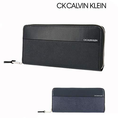 CKCALVINKLEIN『長財布ラウンドファスナーアロイII(822656)』