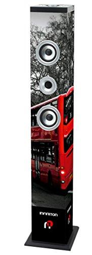 Torre DE Sonido INFINITON ST-92 Londres, Bluetooth, 90W