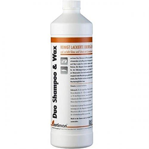 Certisil Duo Shampoo & Wax 500 ml