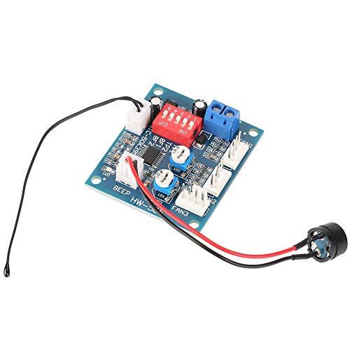 Regulador de velocidad del ventilador de la PC, Regulador del ventilador de la PC, ajuste manual de la velocidad de la computadora